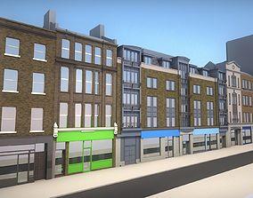 21 - 25 Wormwood Street - London 3D model