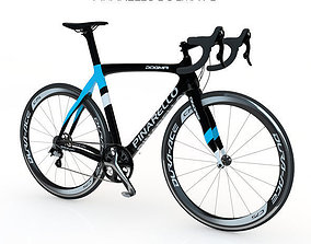 Racing Bike Pinarello dogma f8 3D