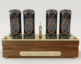 3D model Steampunk Clock