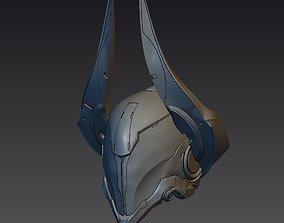 Destiny 2 Nezarecs Sin helmet 3D printable model
