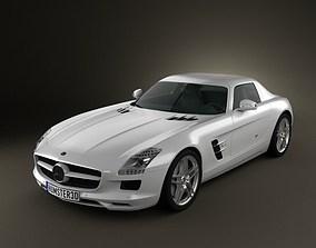 Mercedes-Benz SLS AMG 2011 3D