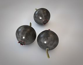 3D asset huckleberry