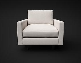 3D model Oslo Chair - Robin Bruce Furniture