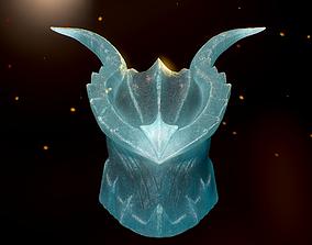Ice Helmet 3D model