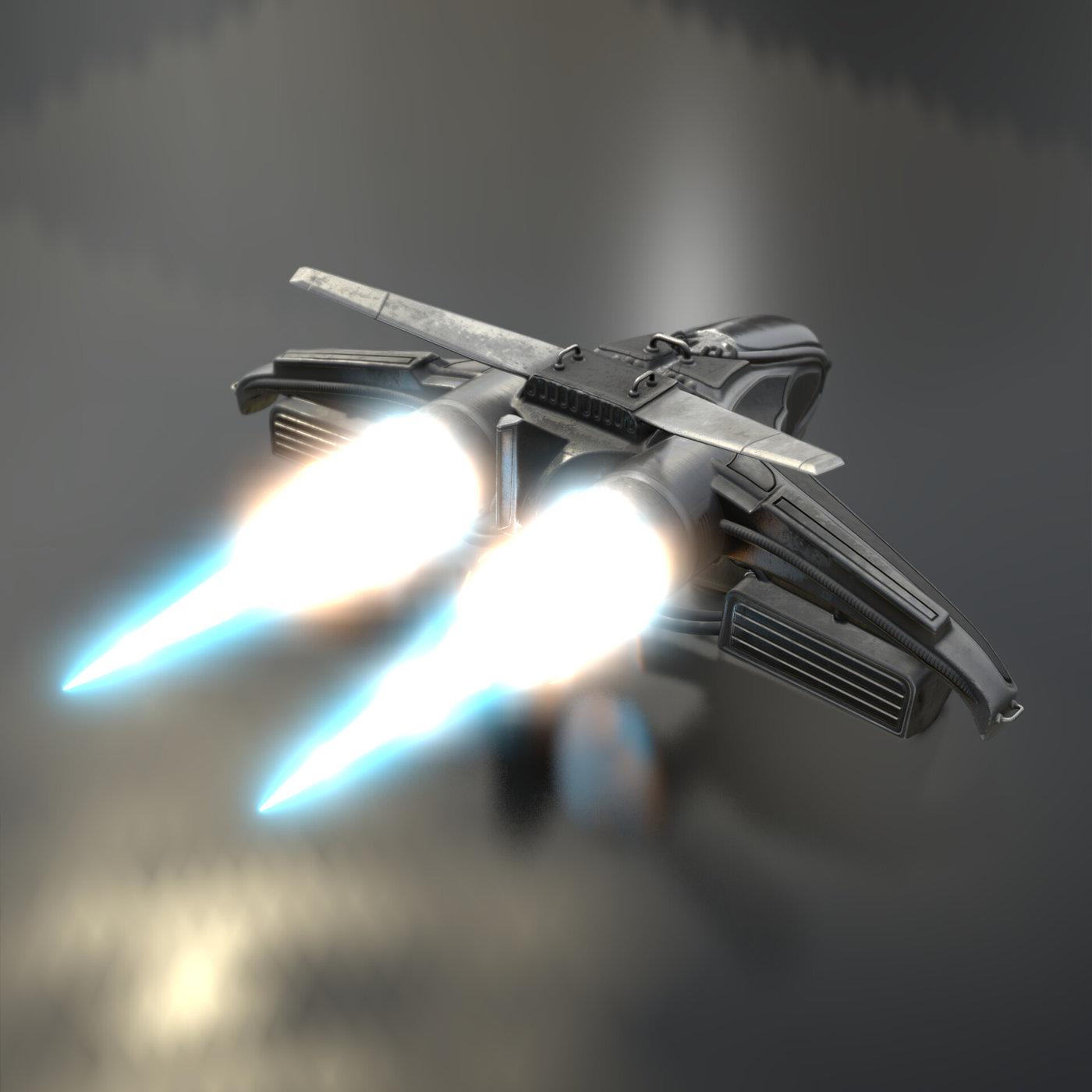 Intergalactic Spaceship