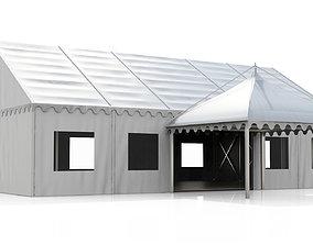 3D Tent for Celebrations