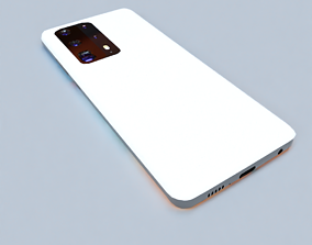Huawei P40 Pro Plus 3D model
