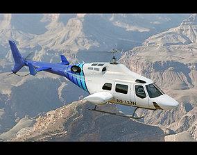 3D Bell 222 White