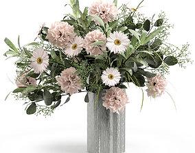 3D model olive Bouquet