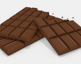 3D model Chocolate tea