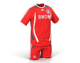 Soccer Clothes 3D