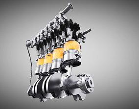 standard 3D Engine Animated