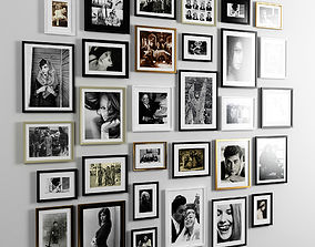 Photo wall 01 3D