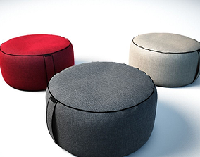 3D model BEAN BAG OTTOMANS