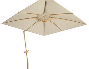 Camberra Beach Umbrella 3D model