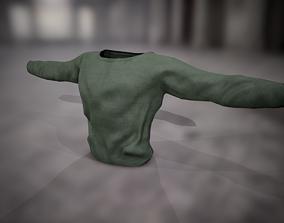 3D model Sweatshirt 14