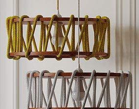 3D model Macaron Lamp 45 by EMKO