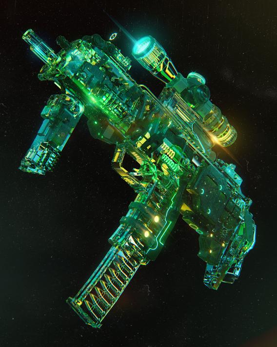 11 [02APR21] - Glass Gun