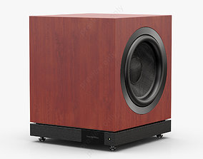 Bowers and Wilkins DB2D Rosenut 3D