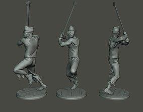 Dancing Coffin Meme C 004 3D printable model