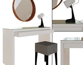 3D IKEA dressing table