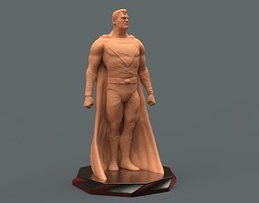 sculptures 3D print model Superman the man of steel