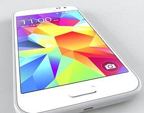 3D model Samsung Galaxy Core Prime