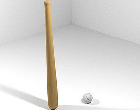3D model Sport Equipment - Baseball