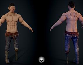 Glad Valakas 3D model