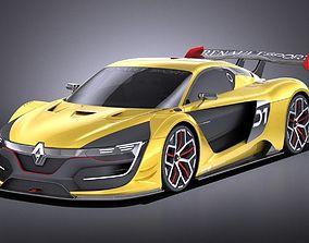 3D model Renault Sport RS01 2018 VRAY