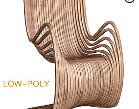 Cool Chairs With Unexpected Designs 3D model