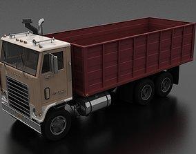 WT-9000 Grain Truck 1972 3D model