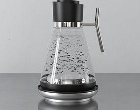 glass kettle 10 am145 3D model