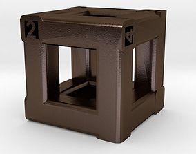 chance 3D printable model Dice