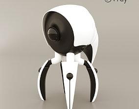 3D model Nano robots
