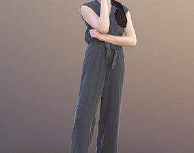 3D model Francine 10359 - Standing Casual Girl