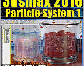 animated 037 3ds max 2016 Particle System 1 volume 37 cd 1