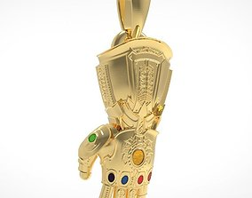 infinity gauntlet 3D printable model sterling