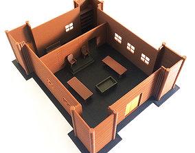 Commanders house 3D print model