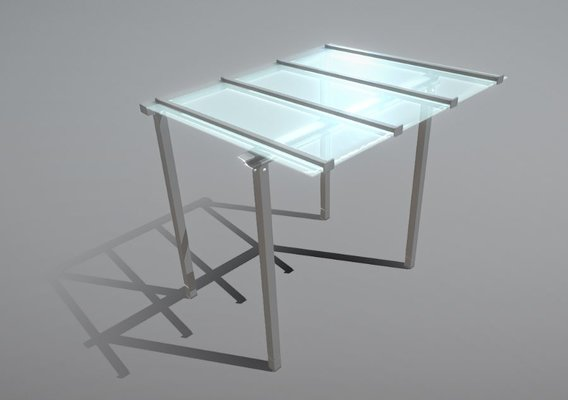 Glass Roof Shelter [1] 2500mm