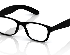 lens 3D printable model Eyeglasses for Men and Women