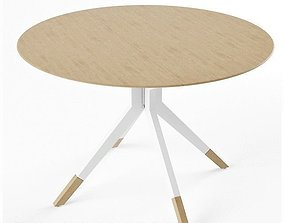 Bo Concept Table Billund 3D asset