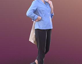 Francince 10333 - Walking Casual Woman 3D model