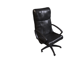 Office chair 3D asset VR / AR ready PBR