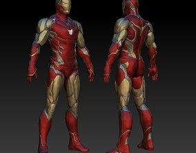 Iron Man MK85 Statue 3D print model