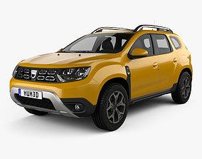 3D model romania Dacia Duster 2018