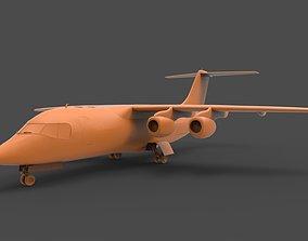BAE 146 3D printable model