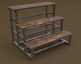 3D model Tribune 06 R