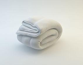 Folded Duvet 3D