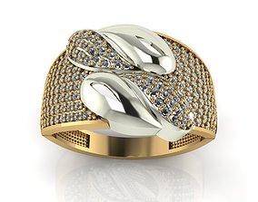 ring stone 132 3D printable model